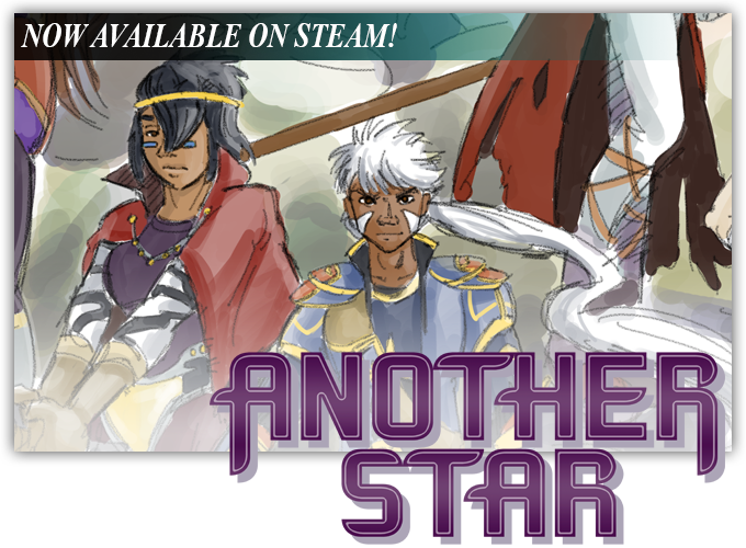 Another Star - Now on Steam!