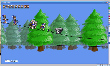 Game prototype screenshot