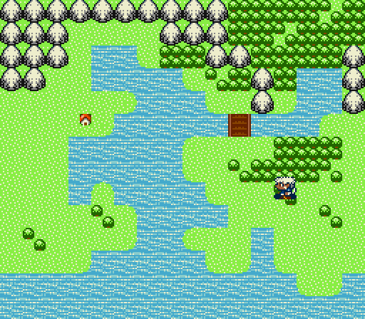 Mini-RPG Screenshot